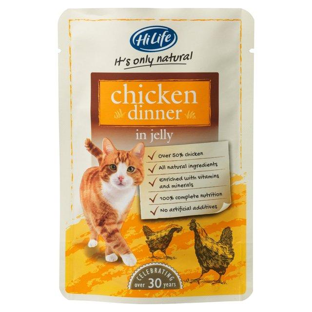 Natural Life Grain Free Cat Food